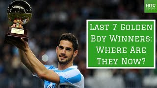 Last 7 Golden Boy Award Winners: Where Are They Now?