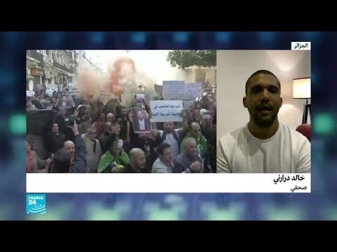 الجزائر: صور من مظاهرات الجمعة 53 في الذكرى الأولى من الحراك الشعبي