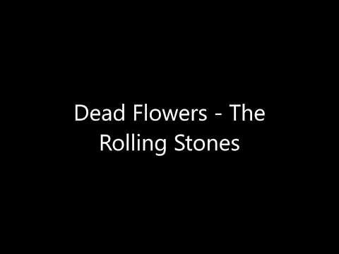 Dead Flowers - The Rolling Stones (Music only cover)
