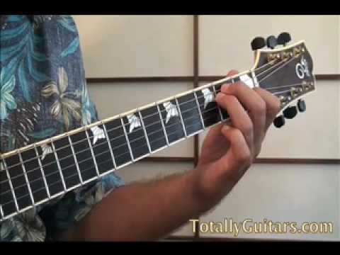 Learn to play America Sister Golden Hair acoustic guitar lesson ...