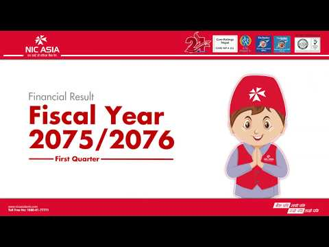 Financial Result of NIC ASIA Bank