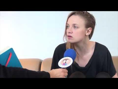 JJ Interview Sara Forestier et Redouanne Harjane