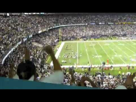 New Orleans Saints, GET CRUNK!