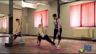 45 perces Bikram jóga a Bikram Jóga Központ oktatóival