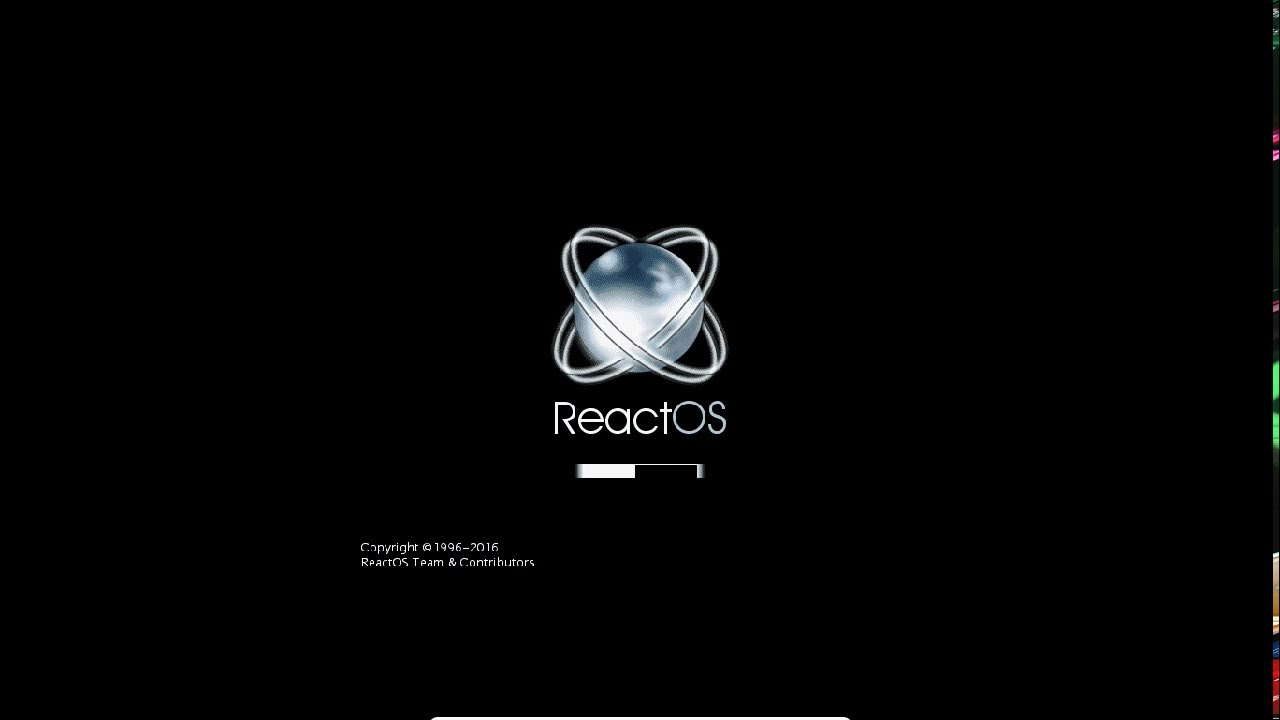 Installing ReactOS 0 4 0 Operating System