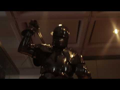KNIGHT AT THE MUSEUM - LEEDS ROYAL ARMOURIES | PAT HOLT VIDEO