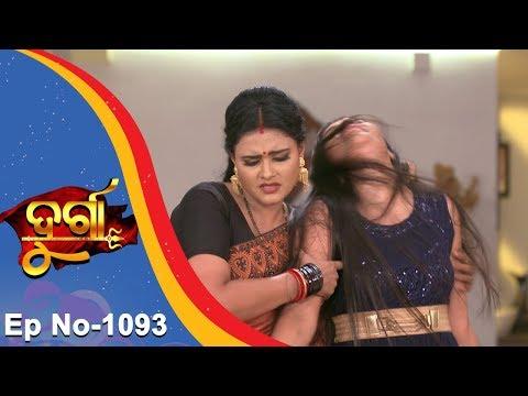 Durga | Full Ep 1093 | 9th June 2018 | Odia Serial - TarangTV thumbnail