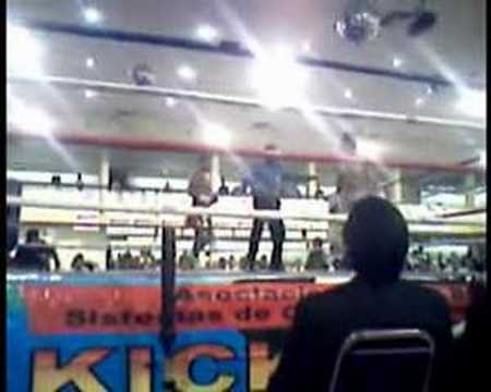 kick boxing mexico israel perez vs arturo aviles