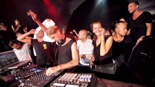 JOHNNY ALLEN- A TRIBUTE TO RICHIE HAWTIN ENTER CLOSING PARTY IBIZA 2012 PART 1