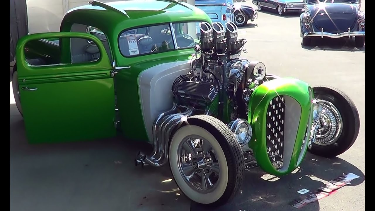 1940 Ford Pick Up Traditional Hot Rod \
