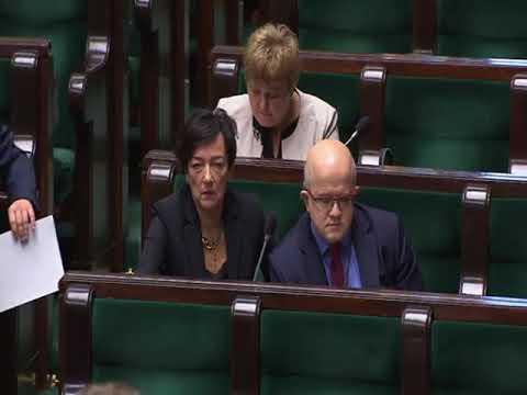 Anna Czech i Grzegorz Raczak – pytanie z 23 listopada 2017 r.