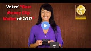 Voted #1 Best Money Clip Wallet - 2017