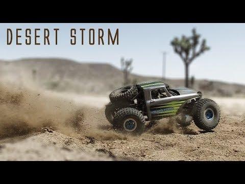 THE DESERT STORM - UltraFord Insanity