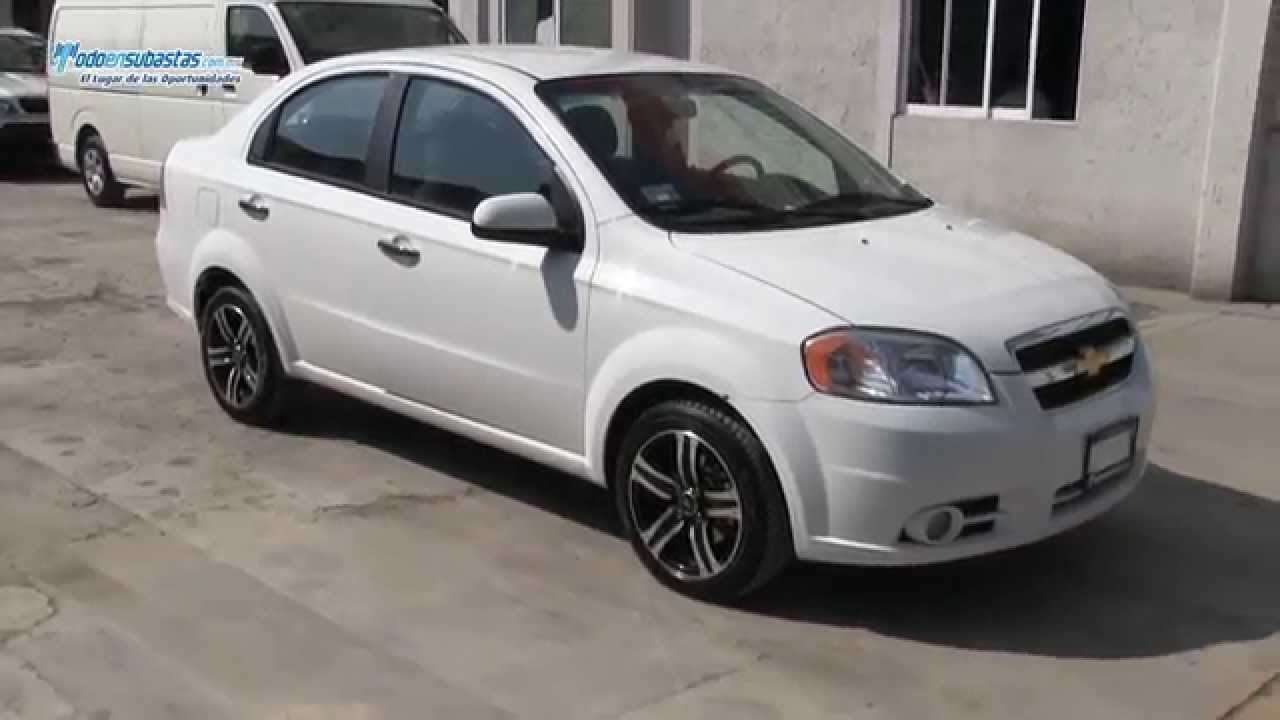 Chevrolet Aveo 2011 Youtube