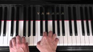 Bruder Jakob – Kinderlieder für Klavier – sehr leicht