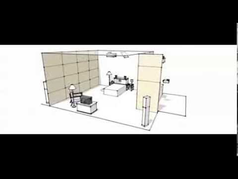 Ocean Motel - schéma technique [1 de 3]