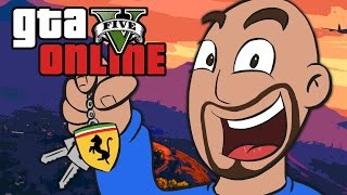 GTA 5 Online ★ FIRST SUPER CAR (Dumb & Dumber)