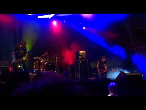A Place To Bury Strangers @ Reverence Festival - Valada - (Full Show) - 13/09/2014