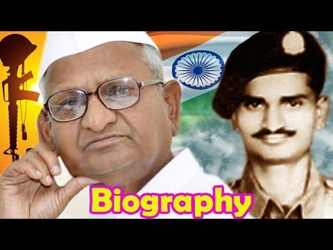 Anna Hazare - Biography
