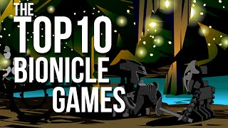 The Top 10 Best BIONICLE Video Games