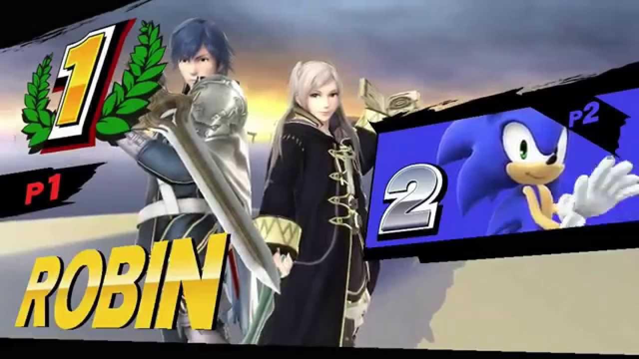 SSB4 - Robin's Victory Poses ~Wii U Version~ - YouTube