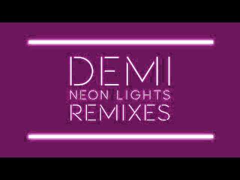 Demi Lovato   Neon Lights Tracy Young Remix Audio
