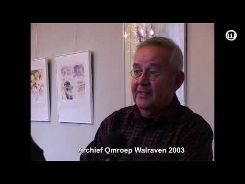 200901 Gevonden op onze Zolder Ravensteinse schildersdagen 2003