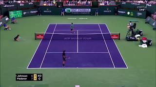 """Roger Federer • Top10 """"SABR"""" Trick Shots"""