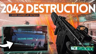 Battlefield 2042 DESTRUCTION CONFIRMED + More Gameplay Details!