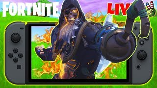 Pro Nintendo Switch Player! // SEASON 8 TREASURE 101!!! // (Fortnite Battle Royale LIVE)