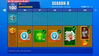 SEASON 8 LEAKED! (Fortnite)