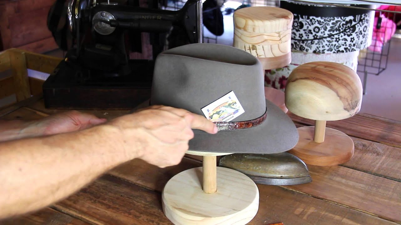 Akubra Banjo Paterson Hat Review- Hats By The Hundred - YouTube 0d236118f3f3