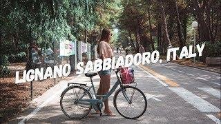 Lignano Sabbiadoro | Итальянские пляжи | Выходные в Италии