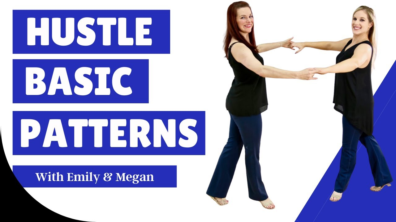 Basic Hustle Dance Steps Beginner Hustle Lesson Youtube