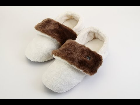 Thermo Slippers english