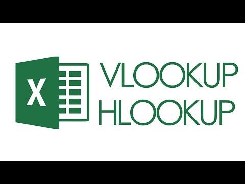 vlookup and hlookup tutorial pdf