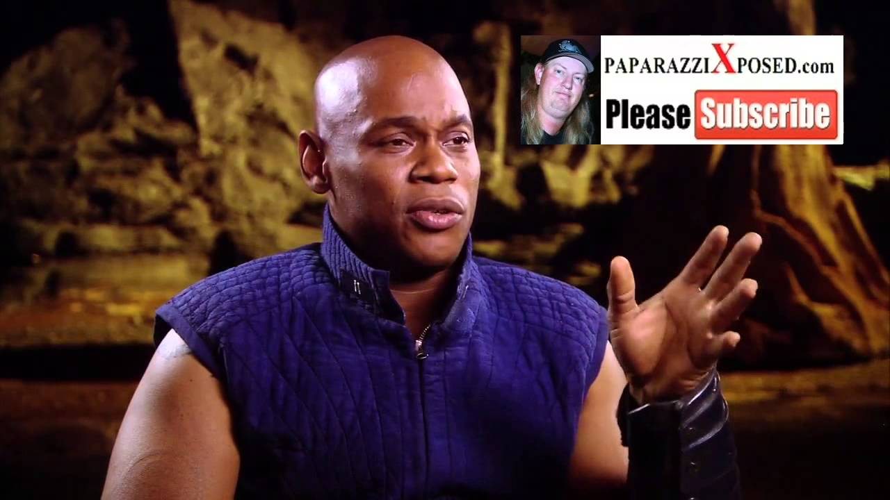 Bokeem Woodbine Sits Down And Talks About New Movie
