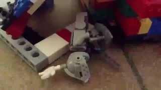 Lego castle: battaglia contro il male!