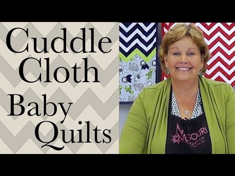 make-a-baby-quilt:-easy-quilting-with-shannon-cuddle-cloth-kits!