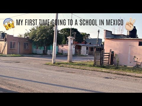 SCHOOL LIFE IN MEXICO 2017