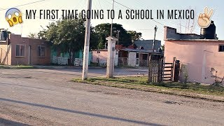 SCHOOL LIFE IN MEXICO 2017