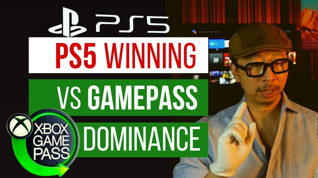 If PS5 Sell More Consoles but Game-Pass More Subscriptions: Who Wins?
