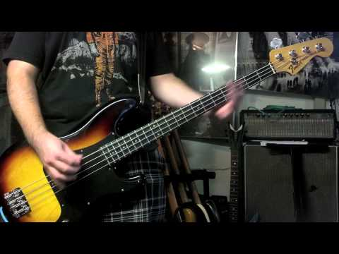 Anti-Flag-Hymn For The Dead(Bass Cover) mp3