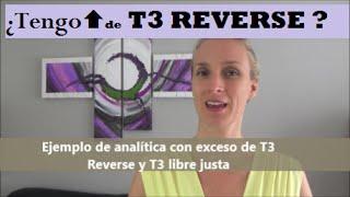 hipotiroidismo fantasma dominancia de la hormona t3 reverse