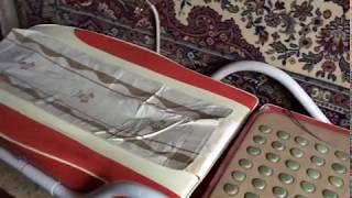 Корейская массажная кровать Guifuren BK-7000. Обзор.