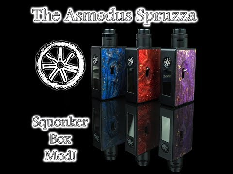 Asmodus Spruzza Walk Through and Tutorial