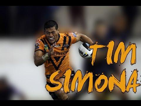 Tim Simona - Waste of Talent