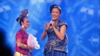 Lea Simanjuntak - Various Indonesian Traditional Songs (The Real WOW Concert)
