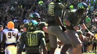 Oregon Ducks Football 2013 Pre-Season Hype Video