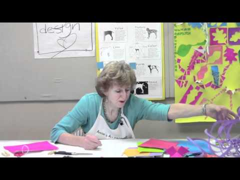 Paper Parade with Annie Painter Lesson 11